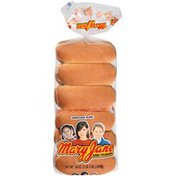 Mary Jane And Friends Hot Dog Buns