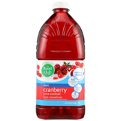 Food Club Diet Cranberry Juice Cocktail From Concentrate