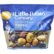 The Little Potato Potatoes, Fresh Creamer, Terrific Trio