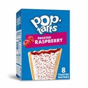 Kellogg's Pop-Tarts Toaster Pastries, Breakfast Foods, Frosted Raspberry