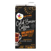 SB Cold Brew Coffee Medium Roast Breakfast Blend