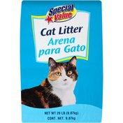 Special Value Cat Litter