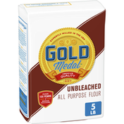 Gold Medal Unbleached, All Purpose Flour