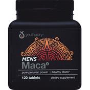 youtheory Maca, Mens, Tablets