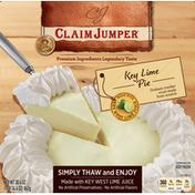 Claim Jumper Pie, Key Lime