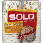 Solo Snack Bowls