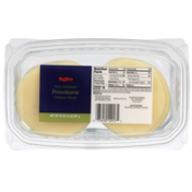 Hy-Vee Non-Smoked Provolone Cheese Slices