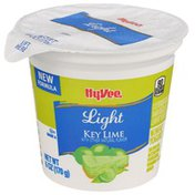 Hy-Vee Key Lime Light Nonfat Yogurt