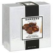 Sanders Milk Chocolate, Pecan Torties