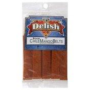 Its Delish Chile Mango Belts, Sour