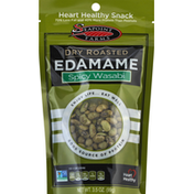 Seapoint Farms Edamame, Dry Roasted, Spicy Wasabi