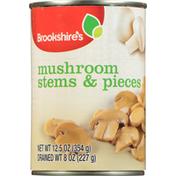 Brookshire's Mushroom, Stems & Pieces