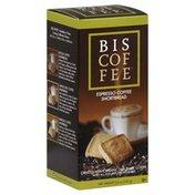 Biscottea Shortbread, Espresso Coffee