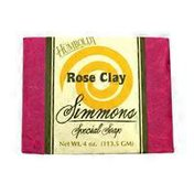 Simmons Rose Clay