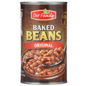Our Family Original Baked Beans