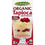 Let's Do Organic Tapioca Granules, Organic
