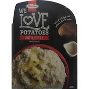 Hormel Potatoes, Homestyle, Mashed