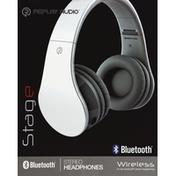 Replay Audio Stereo Headphones, Bluetooth, Wireless