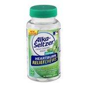 Alka-Seltzer Antacid Heartburn Relief Chews Cool Mint - 36 CT