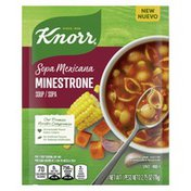 Knorr Sopa Mexicana/mexican Soup Mix Minestrone