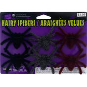 Fun World Hairy Spiders