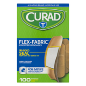 CURAD Flex-Fabric Assorted Bandages