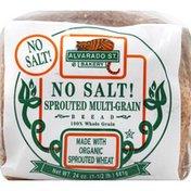 Alvarado St Bread, Sprouted Multi-Grain, No Salt!