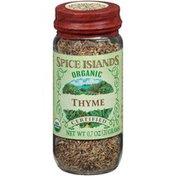 Spice Islands Organic Thyme
