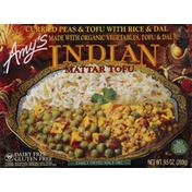 Amy's Kitchen Mattar Tofu, Indian