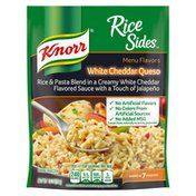 Knorr Rice Side Dish White Cheddar Queso