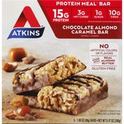 Atkins Chocolate Almond Caramel Meal Replacement Bars