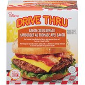 Drive Thru Bacon Cheeseburger
