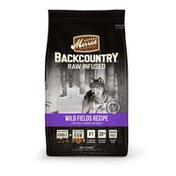 Merrick Grain Free Backcountry Raw Infused Wild Fields Recipe Dry Dog Food