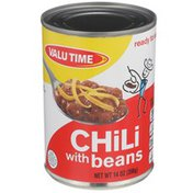 Valu Time Chili With Beans