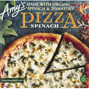 Amy's Kitchen Spinach Pizza