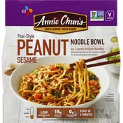 Annie Chuns Noodle Bowl, Peanut Sesame, Thai-Style, Mild