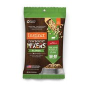 Instinct Raw Boost Mixers Blends Real Beef Recipe Grain-Free Freeze-Dried Dog Food Topper