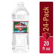 Arrowhead No Flavor 100% Natural Spring Water