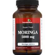 Futurebiotics Moringa, 5000 mg, Vegetarian Capsules