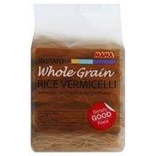 Mama Vermicelli Noodles, Rice, Whole Grain, Instant, Bag