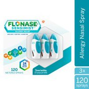 FLONASE Decongestant Nasal Spray