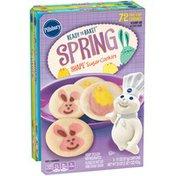 Pillsbury Ready to Bake! Spring Shape Sugar Cookies