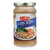 Our Family Chicken Gravy