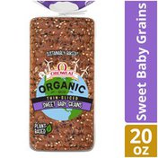 Oroweat Organic Thin Sliced Sweet Baby Grains Bread