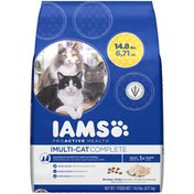 IAMS Proactive Health Multi-Cat Complete with Chicken Cat Food