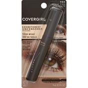 CoverGirl Mascara, Uncensored, Extreme Black 980