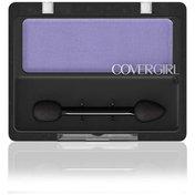 CoverGirl Eye Enhancer COVERGIRL Eye Enhancers 1-Kit Eye Shadow, Silver Lilac .09 oz (2.5 g) Female Cosmetics
