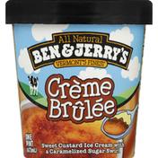 Ben & Jerry's Ice Cream, Creme Brulee