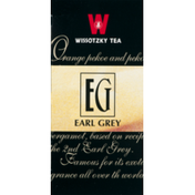 Wissotzky Tea Bags Earl Grey - 25 CT