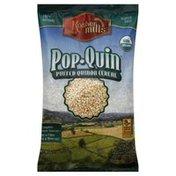 Kosher Mills Cereal, Puffed Quinoa, Pop-Quin